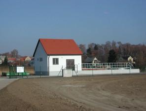 Výstavba splaškové kanalizace a ČOV pro sdružení obcí Jerimalitus